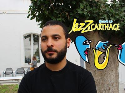 En vidéo : Nour Harkati présente le programme de la soirée de clôture du festival Jazz à Carthage le 15 avril