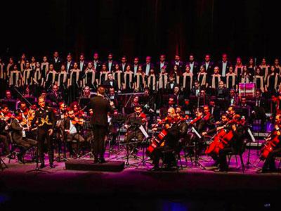 En photos : Le Concert du Nouvel An par l'Orchestre Symphonique Tunisien