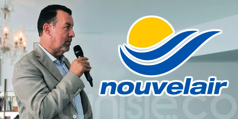 Chokri Zarrad : Nouvelair connaît un développement constant de son réseau