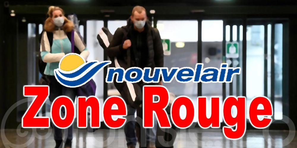 Nouvelair : mesures pour les passagers provenant des ''Zone Rouge''