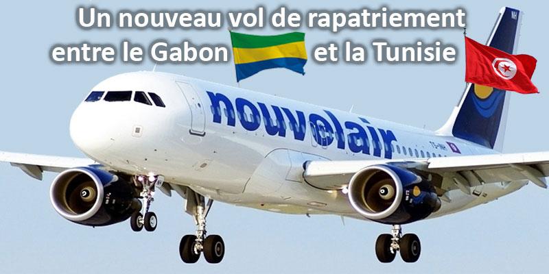 Un nouveau vol de rapatriement entre le Gabon et la Tunisie