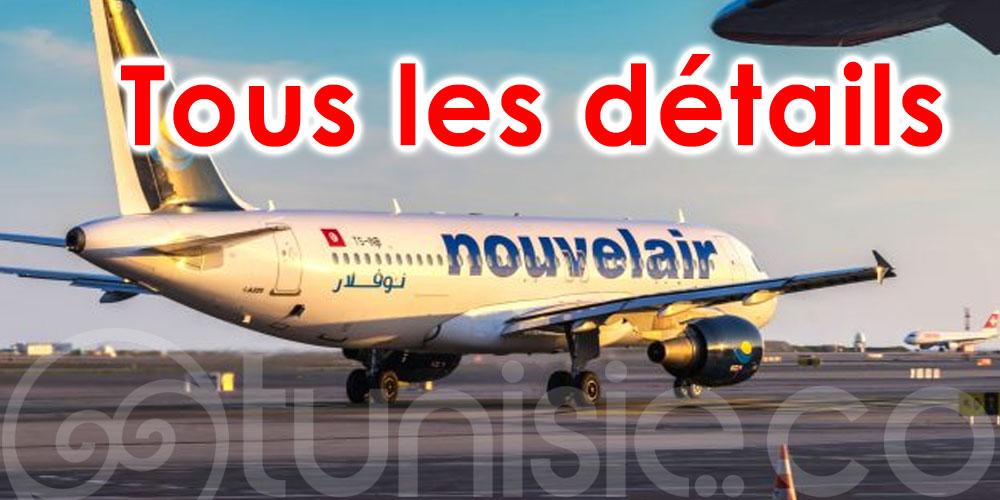 Nouvelair : Voici les nouvelles mesures d'entrée en Tunisie