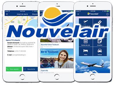 En vidéo : Télécharger la nouvelle application Nouvelair