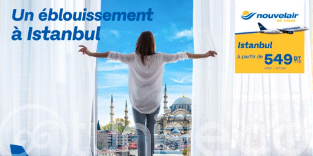 Avec Nouvelair, visitez Istanbul à prix réduits !