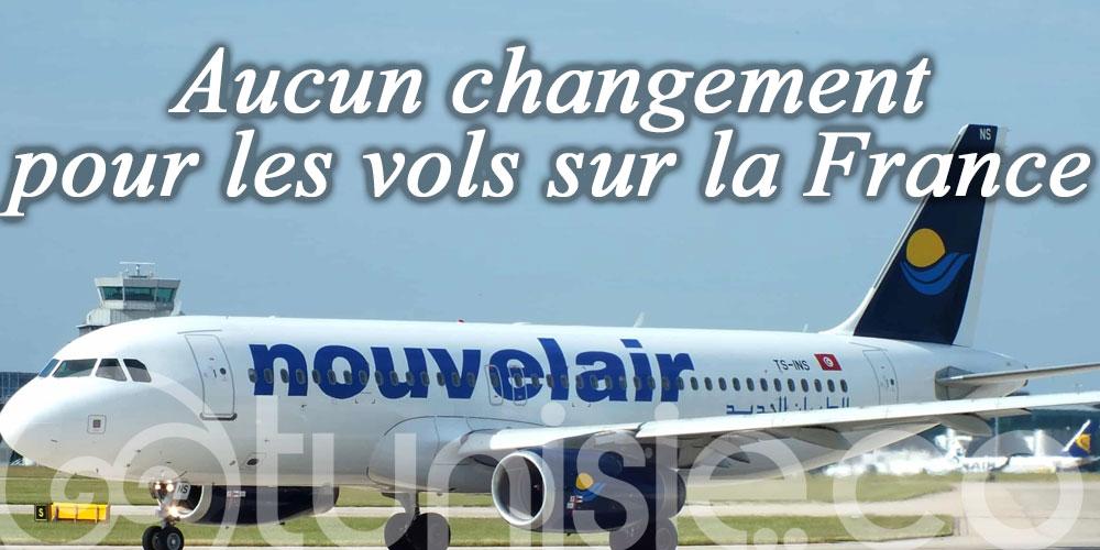 Nouvelair maintient ses vols sur la France jusqu'à cette date
