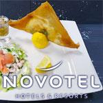 Pour l'iftar, rendez-vous au Novotel Tunis Mohamed V le jeudi 9 juin