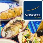 Buffet de Rupture du jeûne au Novotel Tunis Mohamed V