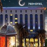 Hôtel Novotel : Buffet pour le Iftar et soirée au Sky Lounge