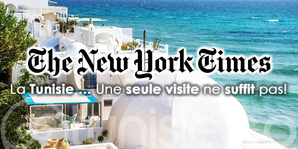 The New York Times:  La Tunisie … Une seule visite ne suffit pas!