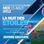 La Nuit des Etoiles le 15 août 2012 à la Kasbah du Kef