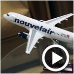 En vidéo : Nouvelair lance son nouveau vol entre Tunis et Alger