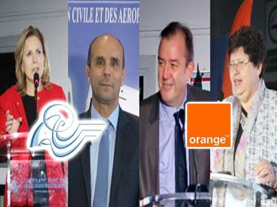 En vidéo : Orange réunit les ministères du Transport et du Tourisme autour de l'appli de l'OACA