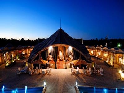 La plus grande tente berbère au monde se trouve à Tozeur !