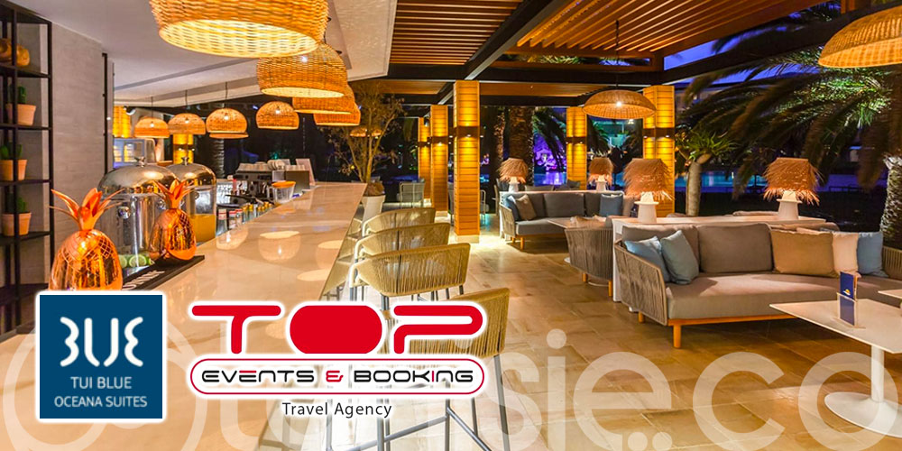 L'hôtel TUI BLUE Oceana Suites et Top Events inaugurent « The Seaside »