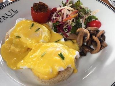 En photos : Où manger de savoureux œufs Bénédicte à Tunis