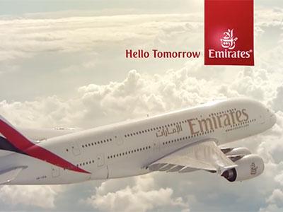 Découvrez les tarifs exclusifs Hello 2018 de Emirates à partir de Tunis