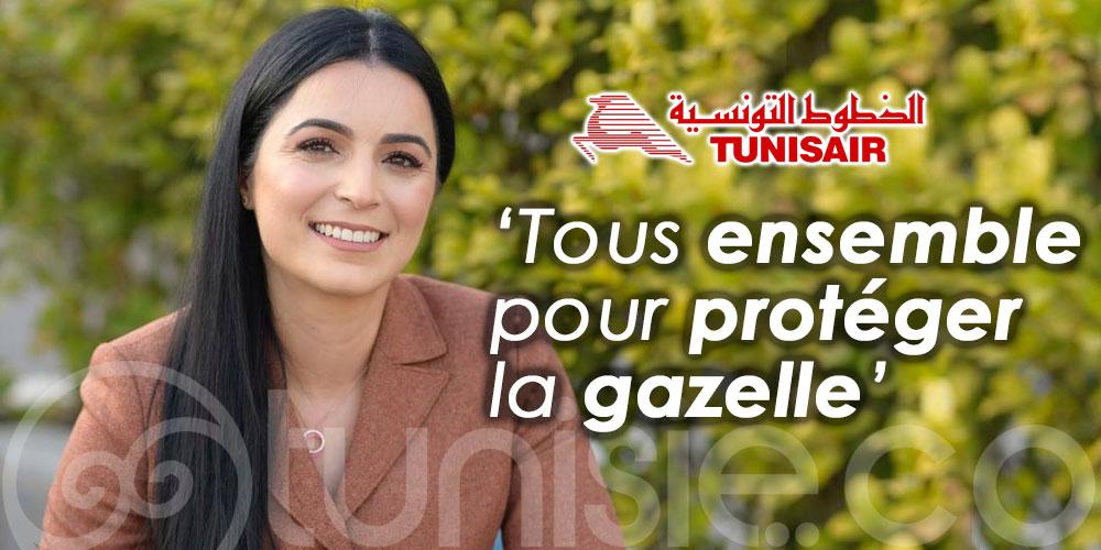 Olfa Hamdi: Tous ensemble pour protéger la gazelle
