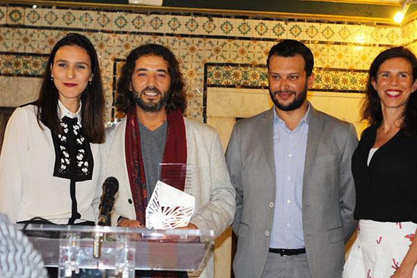 En photos : 6 lauréats honorés par le Prix Olfa Rambourg à Dar Lasram