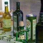Opération dégustation des huiles d´olive à Carrefour et Géant