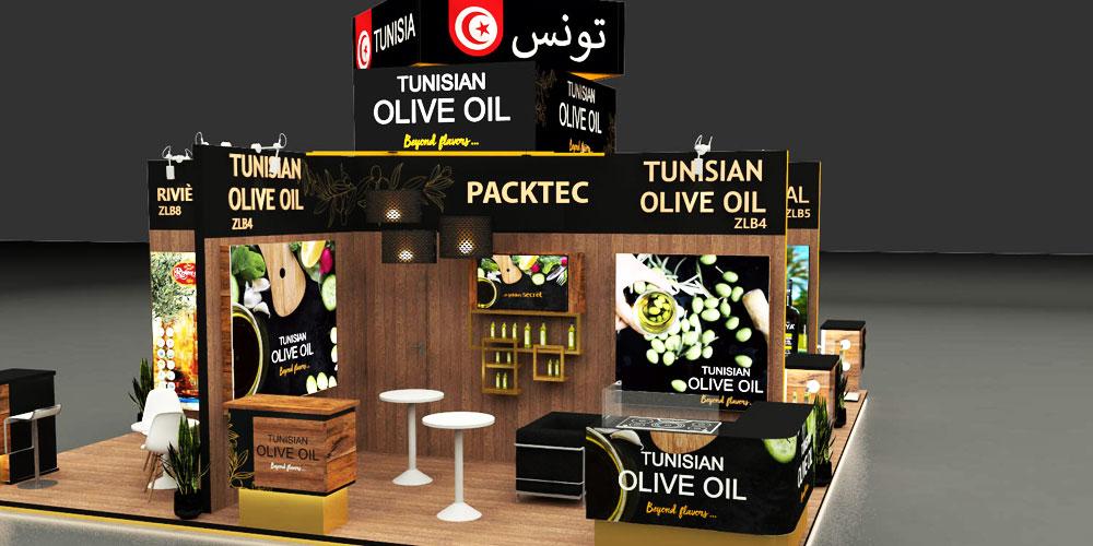 Quand l'huile d'olive tunisien vise le marché émirati