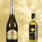 Concours de cuisine avec Olives et Oliviers et les champagnes Comte de Cheurlin