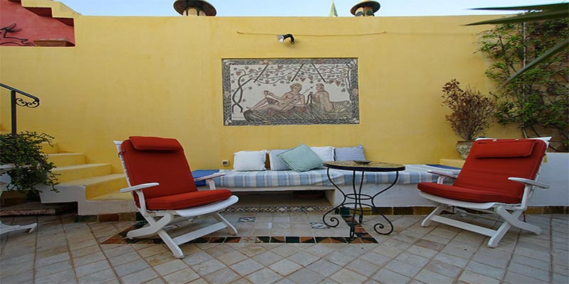 En photos : découvrez Dar Om ElKhair , une maison d'hôtes à Haoumet Lazayez Nabeul