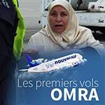 En photos : Les premières photos de la Omra sur Nouvelair