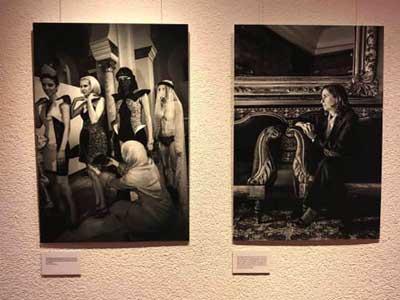 En photos : Exposition de la photographe Ons Abid à Stuttgart