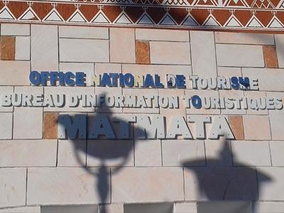 Le nouveau point d'information touristique de Matmata, un musée de la mémoire