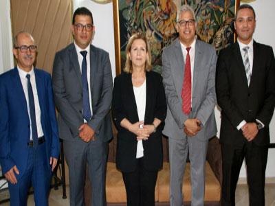 Ben Othman à l'ONTT, Ben Halima à l'ONAT, Mlika à la Formation et Belhassine à la SLT