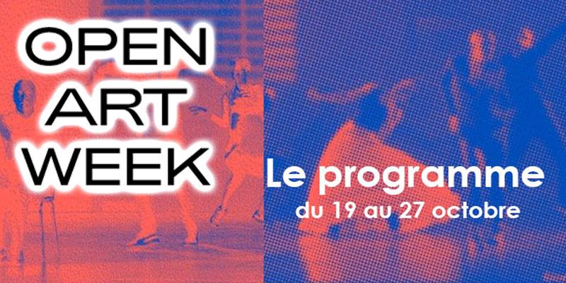 Découvrez le magnifique Open Art Week 2019
