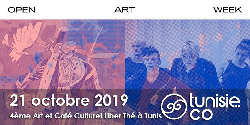 HIP HOP, VIDEO-DANCE et vernissage du Graccus Le Chasseur le 21 octobre à l'Open Art Week