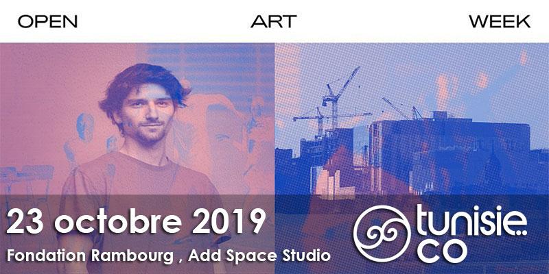 Atelier de dessin et projection de la série de Cristina Picchi le 23 octobre à l'Open Art Week