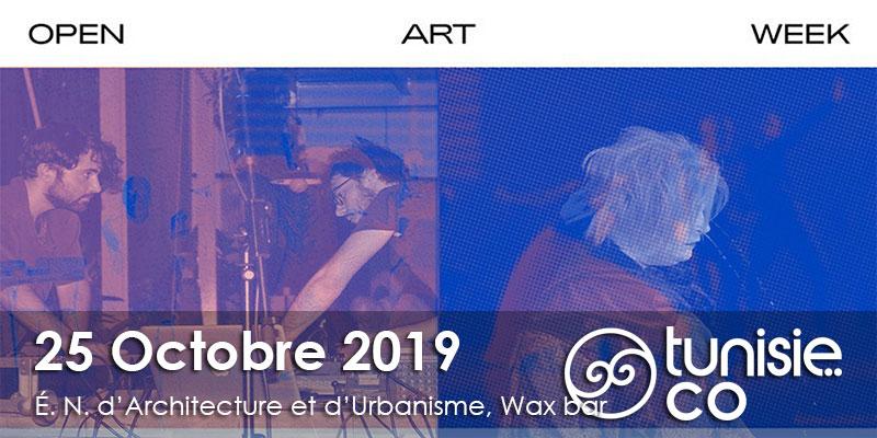 Cartridge Grain et Arts visuels avec Myriam La Plante le 25 octobre à l'Open Art Week