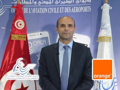 Khaled Chelly PDG de l'OACA : l'application Aéroports de Tunisie est un service à vraie valeur ajoutée