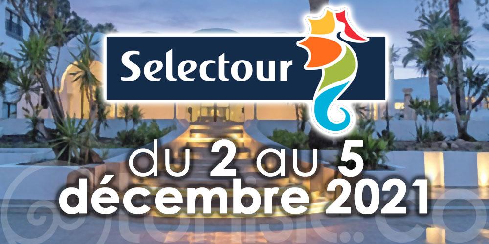 Le congrès Selectour aura bien lieu du 2 au 5 décembre 2021, en Tunisie