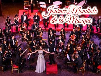 Concert de l'Orchestre Symphonique Tunisien au Théâtre Municipal de Tunis