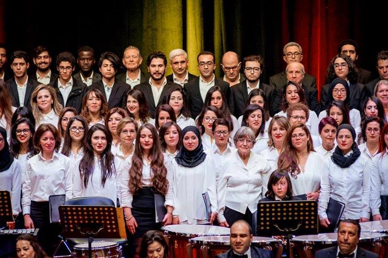 En photos : Découvrez le concert du nouvel an de l'Orchestre Symphonique Tunisien