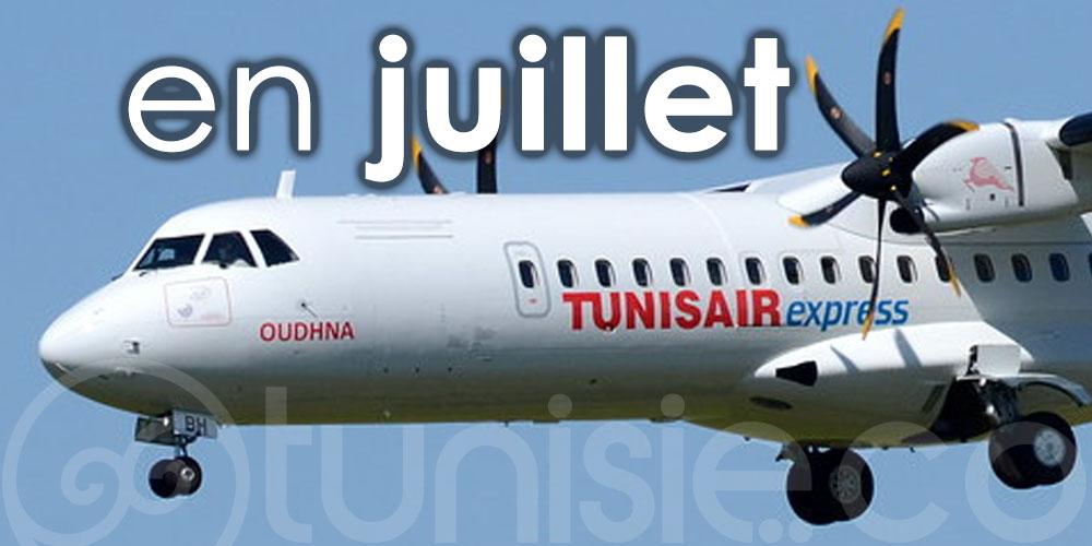 Tunisair Express recevra son troisième ATR 62-600 ''OUDHNA'' en juillet