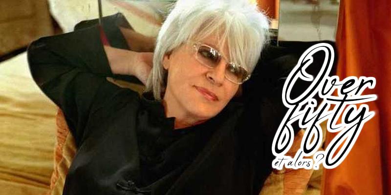 La star Catherine Lara, est de passage à Tunis