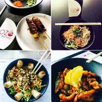 Un menu d´iftar asiatique à emporter chez OZO