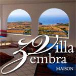 Dar Zembra : une maison d'hôtes au cœur d'El Haouria, au cœur de la méditerranée