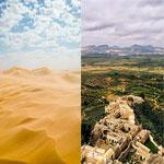 3 photos époustouflantes pour Découvrir la Tunisie avec le P9