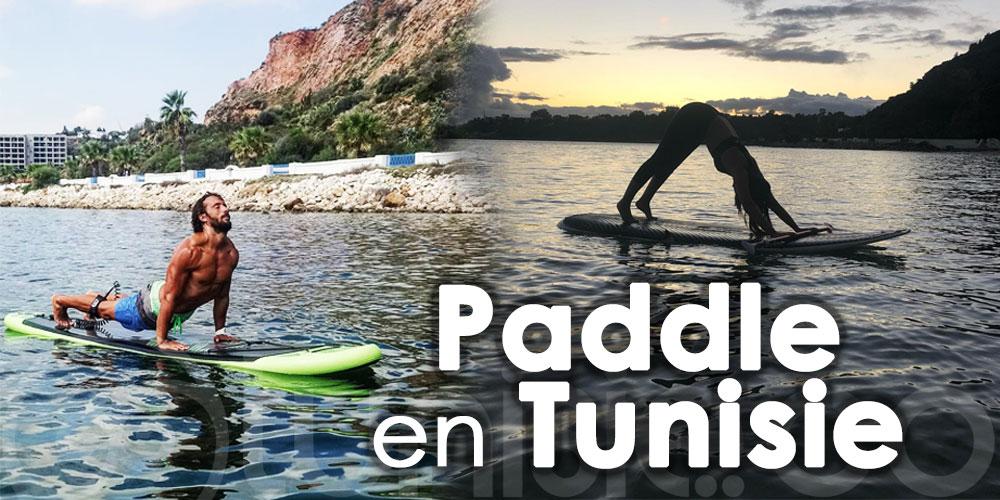 Où faire du paddle en Tunisie ?