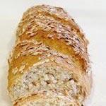 Recette du pain aux flocons de céréales