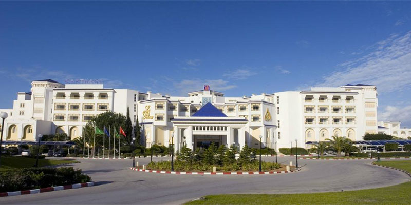 L'hôtel Le Palace Gammarth à vendre