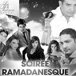 Le Palace : Iftar et soirée ramadanesque au restaurant 'Le Cèdre d'Or' samedi 21 juillet