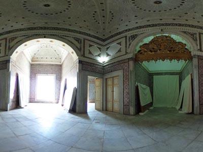 Partez pour une visite virtuelle au palais Ksar Saïd !