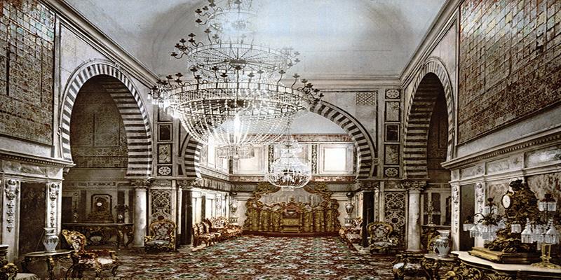 A la mémoire du palais Ksar Saïd