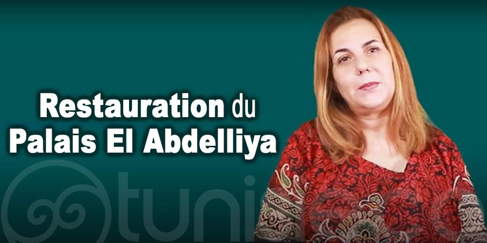 Restituer la beauté et le prestige du Palais El Abdelliya, nouveau projet de Wahida Dridi